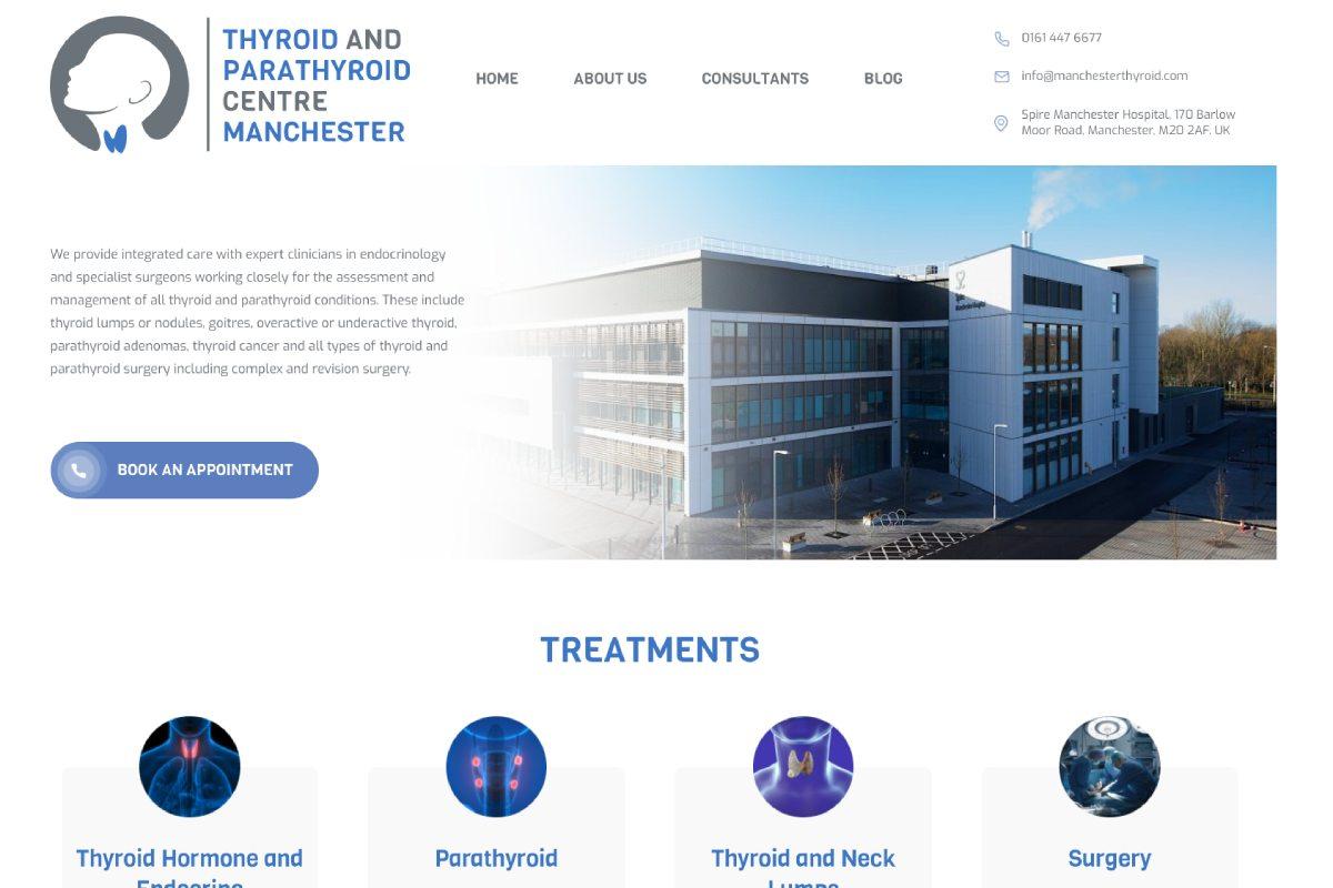 Website Company in Chorlton