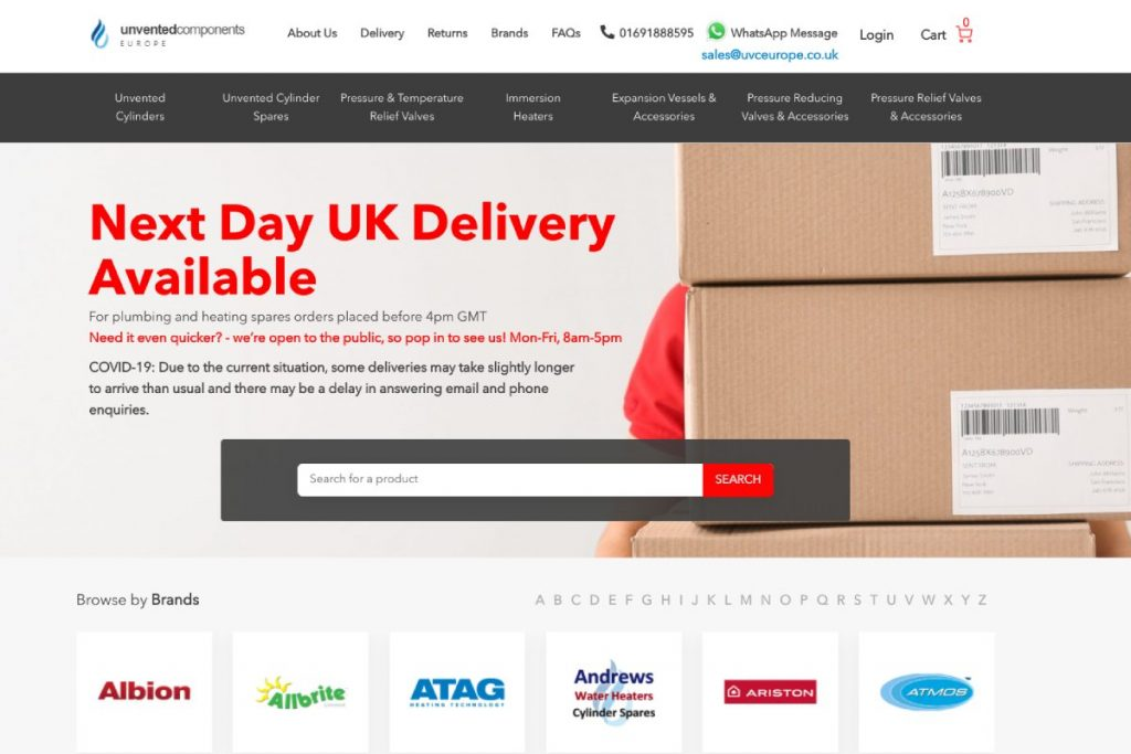Website Design in Northwich